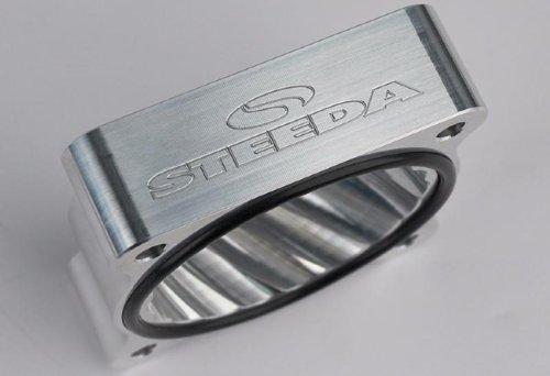555-3185-Throttle-Body-spacer-Steeda-Logo-zoom ea848ad7-4a16-407f-8ad4-3e46c908a402 800x (1)