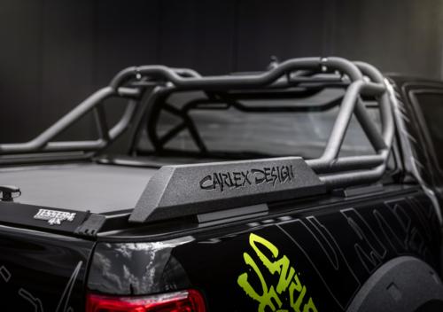 ford ranger by carlex design stylebar extreme01